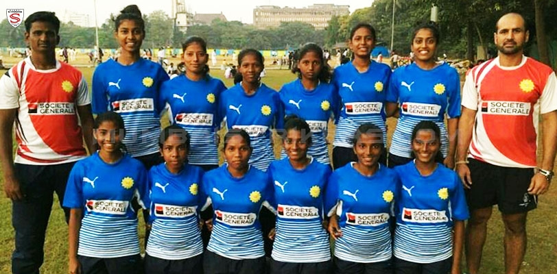 MS Rugby Girls On a High after selection in India U18 Squad