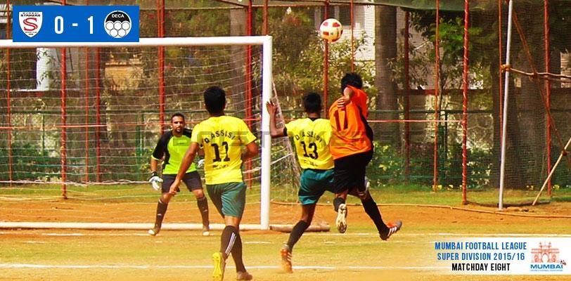 Mumbai Strikers SC slump to their first season defeat