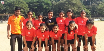 St Mary's Girls cut through to the MSSA Playoff Stage