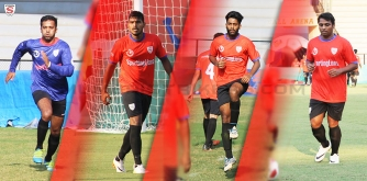 MS new signings Abhishek Singh, Prathamesh Warang, Reuel Kunder and Omkar Sawant make their debuts in win over SBI SC.