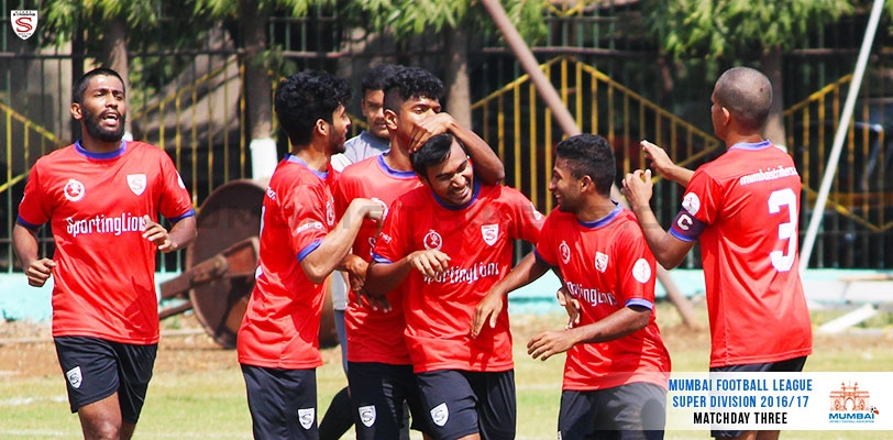 Mumbai Strikers SC record comprehensive victory against Fr. Agnels