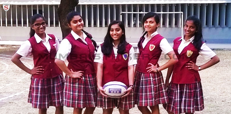 Rugby Girls from Marys make the final cut at the state level