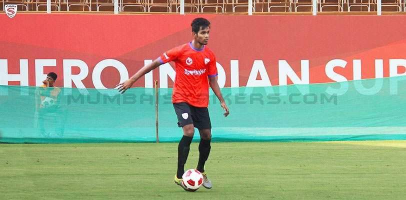 MS Midfielder Akshay Saraf makes it to the University Squad