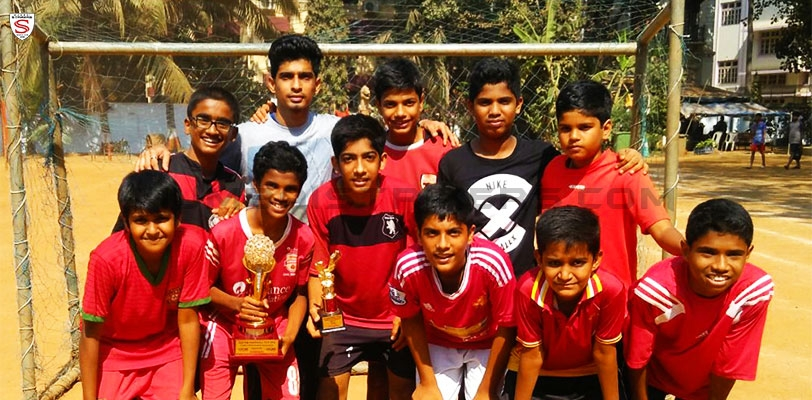 Mumbai Strikers Academy boys bring more Silverware