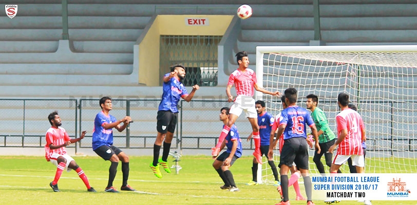 MS came drew 1-1 versus Income Tax in the second encounter of the MFL Super Division.