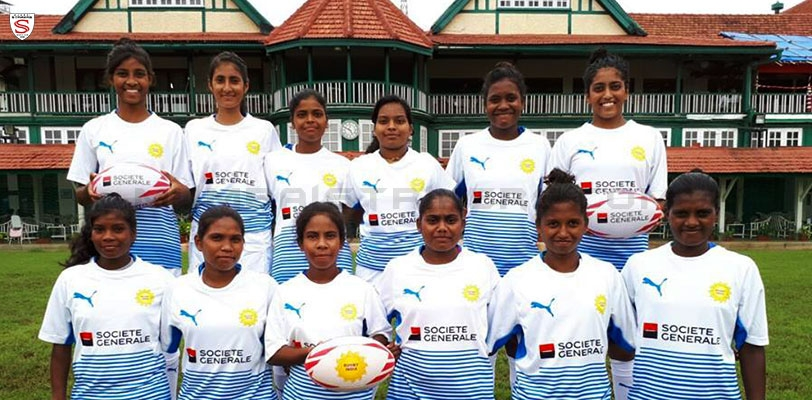 MS Womens Rugby players Gargee Walekar and Ruchi Shetty selected to represent India U20 at the Asia Rugby U20 Rugby 7s Championship.