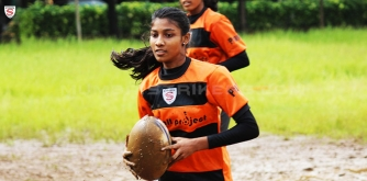 Gargee Walekar joins U18 Indian Rugby Team for World Youth Games