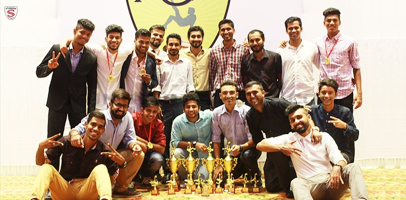 Mumbai Strikers Award-Winners at FCM Awards Night 2016