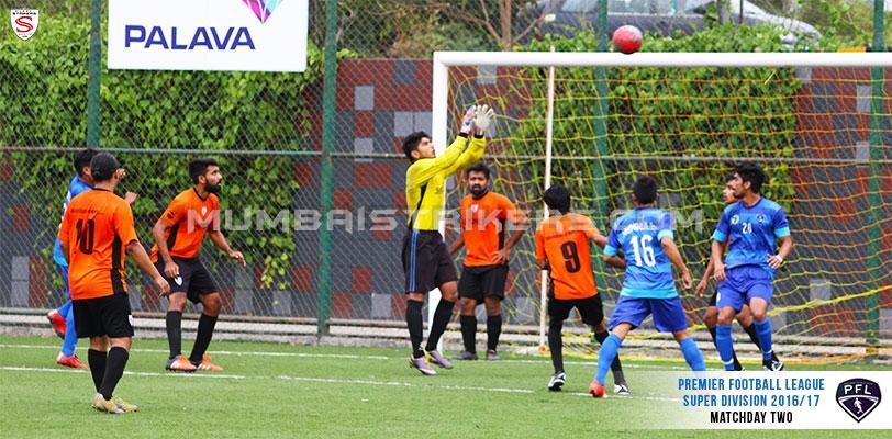 Mumbai Strikers secure a hard fought win against Mumbra FC