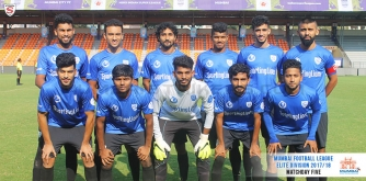 Mumbai Strikers record first and much needed victory against Western Railway